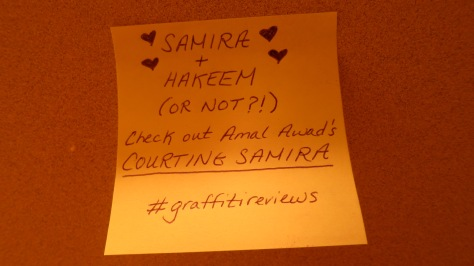 Graffiti Reviews_Courting Samira